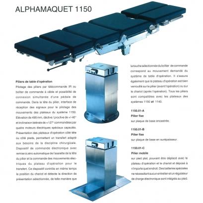 Plateau AlphaMaquet 1150.10-D