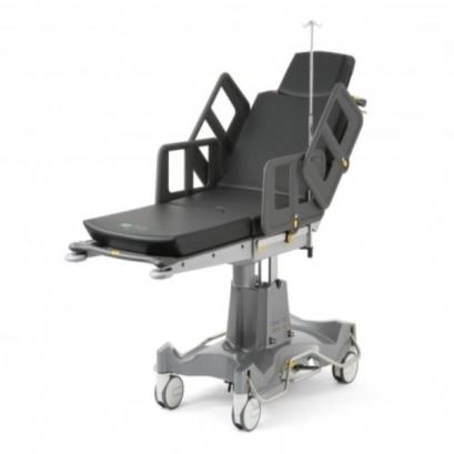 Chariot brancard ambulatoire QA4 manuel