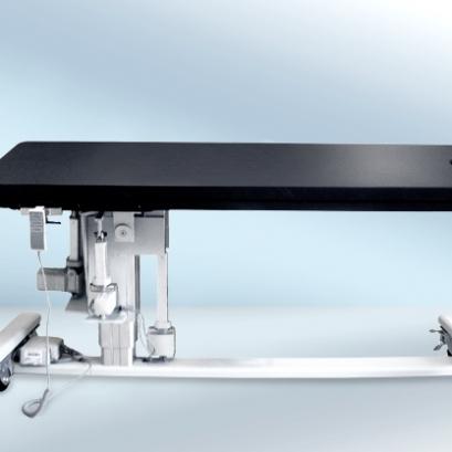 Table radiotransparente Streamline