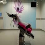 Matelas à dépression pour robot de chirurgie Da Vinci
