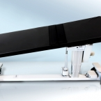 Table radiotransparente Streamline
